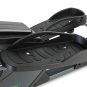 TUNTURI Cardio Fit C30 Crosstrainer Rear nášlapy