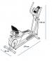 Hybrid Trainer rozměry