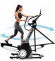 NORDICTRACK FreeStride Trainer FS7i pohyb - eliptický trenažér