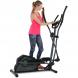 TUNTURI Cardio Fit C30 Crosstrainer Rear promo 2